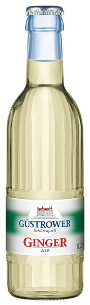 Güstrower Ginger Ale 20x0,25 l