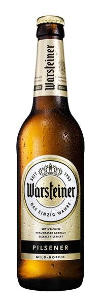 Warsteiner Premium Pilsener 24x0,33 l