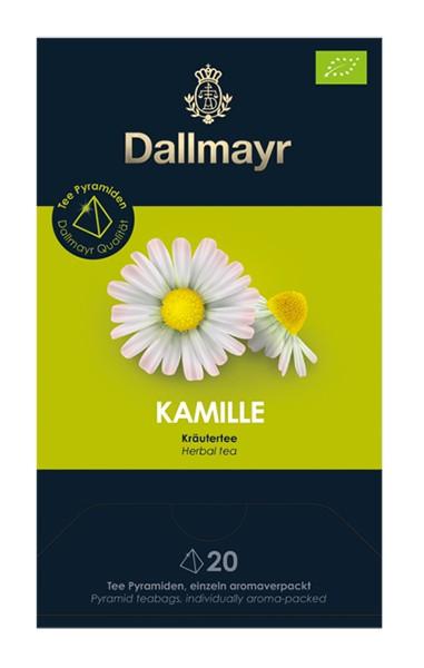 Dallmayr Kamille Bio Kräutertee 20x1,75g