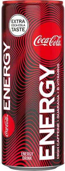 Coca Cola Energy 12x0,25 l
