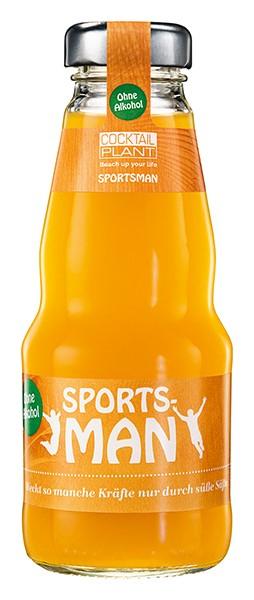 Cocktail Sportsmann Alkoholfrei 24x0,2 l