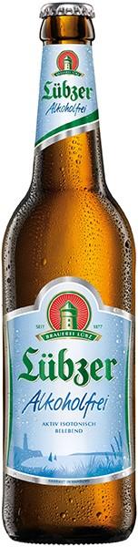 Lübzer Pils Alkoholfrei 24x0,33 l