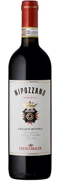 Nipozzano Riserva, Chianti Rufina DOCG Frescobaldi – Castello Nipozzano, Toskana 0,375l