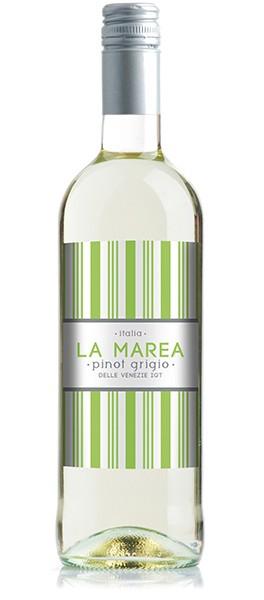 La Marea Pinot Grigio Terre Siciliane IGT 1,0 l