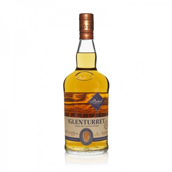 Glenturret Peated Scotch Single Malt 0,7 l
