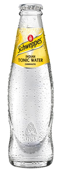 Schweppes Tonic Water 24x0,2 l