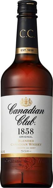 Canadian Club 40% 0,7 l