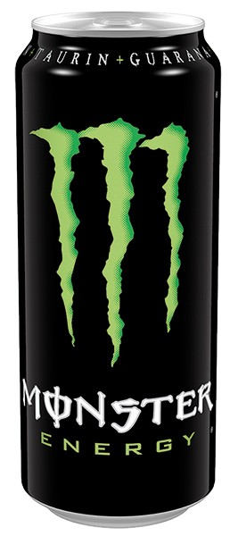 Monster Energy Dose 12x0,5 l