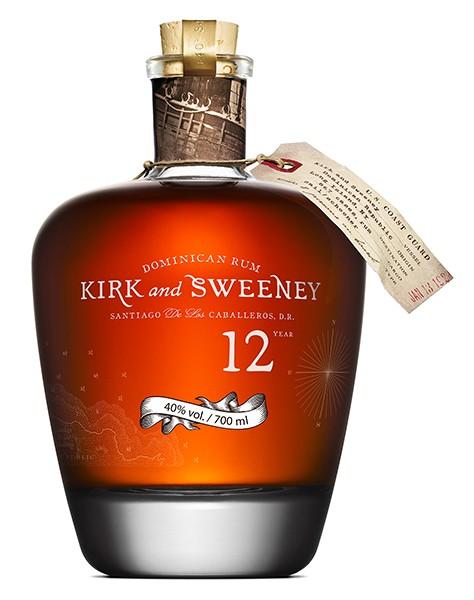 Kirk & Sweeney 12 Jahre 0,7 l