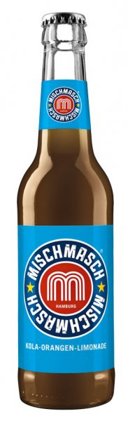 fritz mischmasch fritz-kola mit Orange 24x0,33l