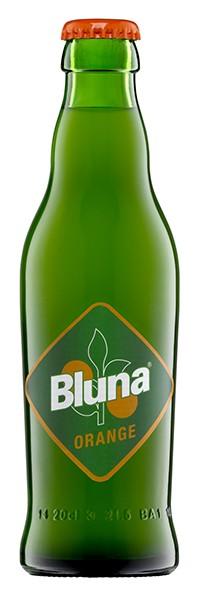 Bluna Orangelimonade 24x0,2 l