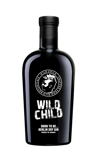 Wild Child Dry Gin 43,5% 0,7l