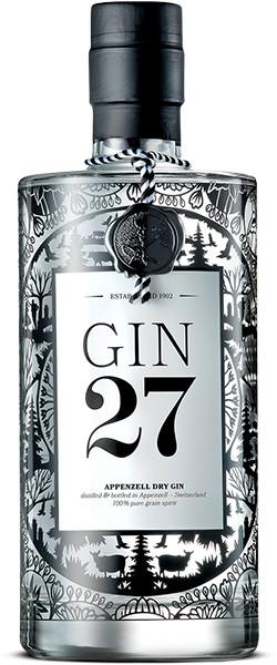 Gin 27 Appenzeller 0,7 l