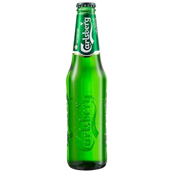 Carlsberg beer 6er Pack 24x0,33 l