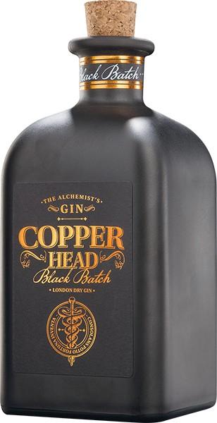 COPPERHEAD BLACK BATCH – THE ALCHEMIST'S GIN 40%