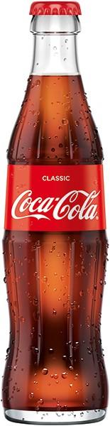 Coca Cola 24x0,33 l