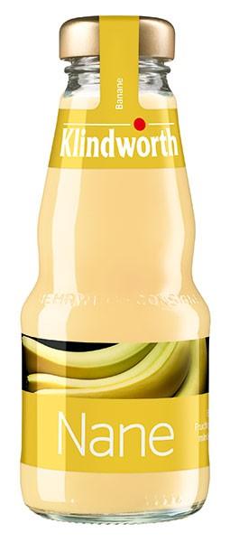 Klindworth Bananen-Nektar 24x0,2 l