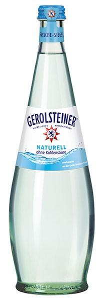 Gerolsteiner Gourmet Natur 12x0.75 l