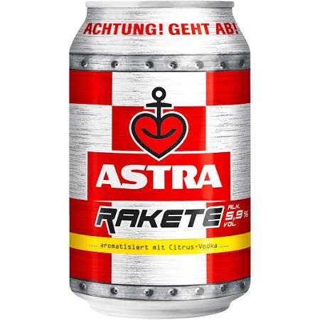 Astra Rakete 24/0,33l