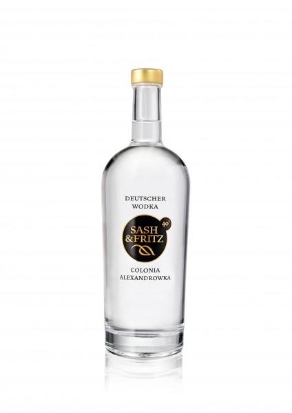 Sash&Fritz 40 Wodka 1,0l
