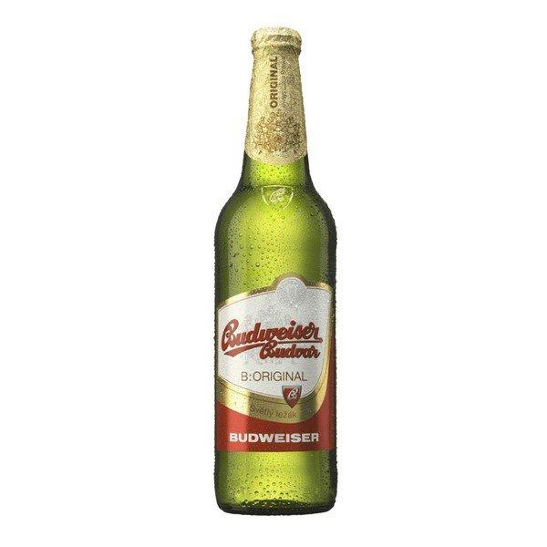 Budweiser Budvar 24x0,33 l