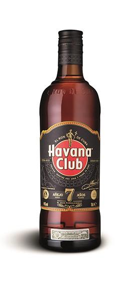 Havana Club 7 Jahre 0,7 l