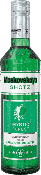 Moskovskaya Shotz · Mystic Forest · 17%: 0,5 l