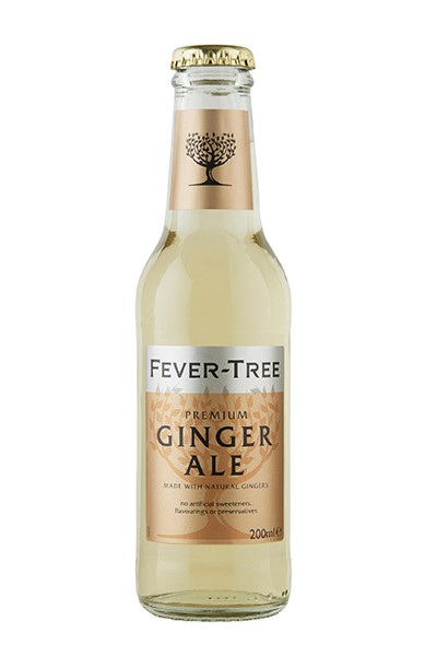 Fever Tree Ginger Ale 24x0,2 l
