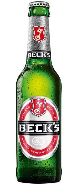 Beck's Pilsener 24x0,33 l