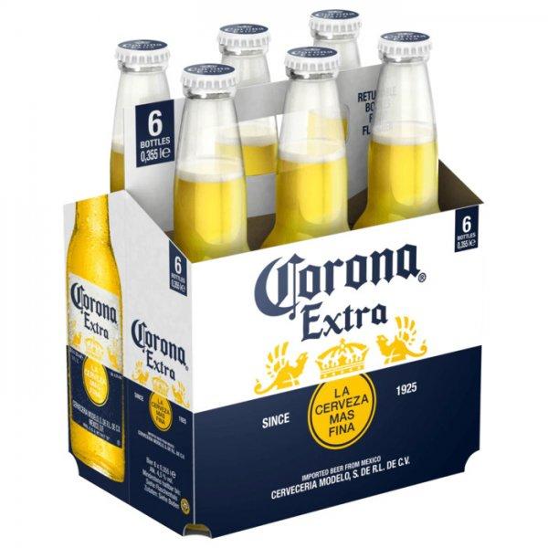Corona Extra 4x6x0,33 l
