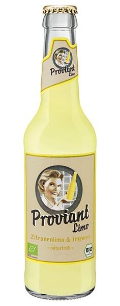 Proviant Zitrone Ingwer 24x0,33 l