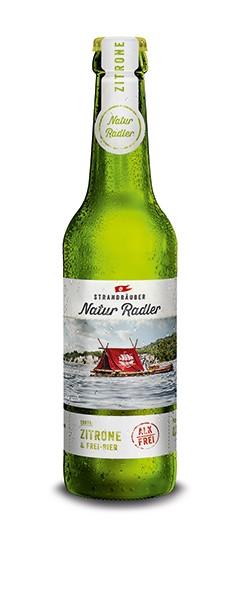 Strandräuber Zitrone Alkoholfrei 24x0,33 l