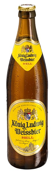 König Ludwig Hefe hell 20x0,5 l