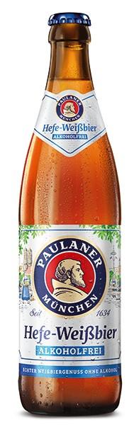Paulaner Hefeweizen Alkoholfrei 20x0,5 l
