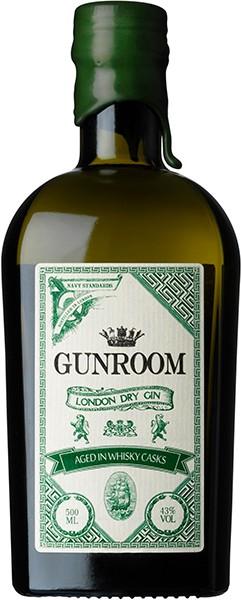 Gunroom Gin 43% 0,5 l