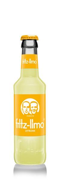 Fritz-Limo Zitrone 24x0,2 l