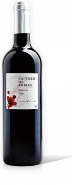 Castillo de Robles Garnacha VDT Castilla 0,75