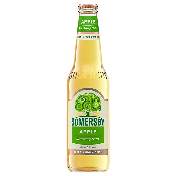 Somersby Apple Tray 24x0,33 l