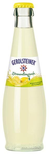 Gerolsteiner Zitronenlimonade 24x0,25 l