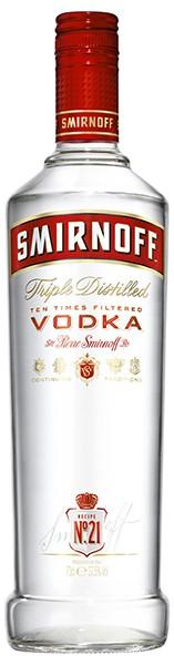 Smirnoff Red Label Vodka 0,7 l