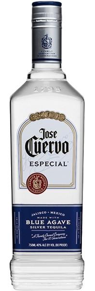 Jose Cuervo · Especial Silver Tequila 38%. 0,7 l
