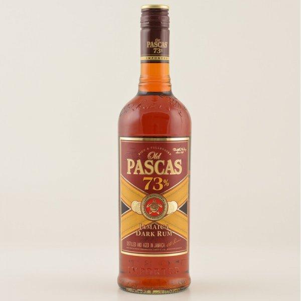Old Pascas 73% braun 0,7 l