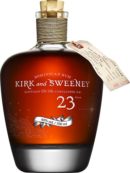 Kirk & Sweeney 23 Jahre 0,7 l