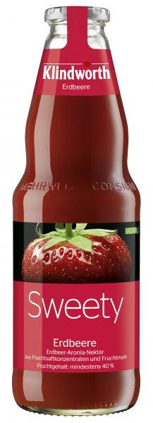 Klindworth Erdbeer-Nektar 6x1,0 l