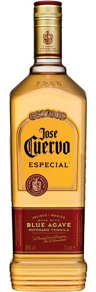 Jose Cuervo · Especial Reposado Tequila 38% 0,7 l