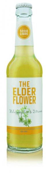 Soda Libre The Elder Flower 24/0,33