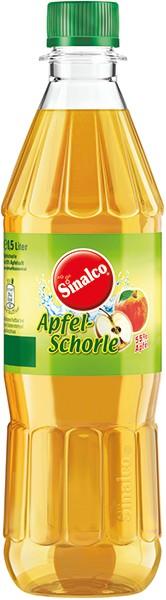 Sinalco Apfelschorle PET 12x0,5 l