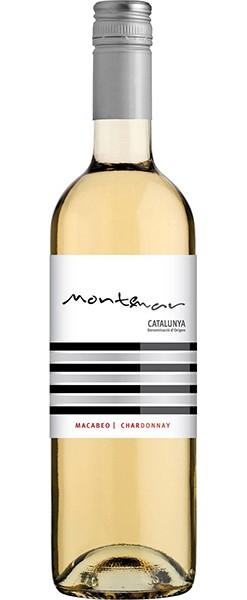 Bodegas 1898 Montemar Macabeo Chardonnay DO 0,75