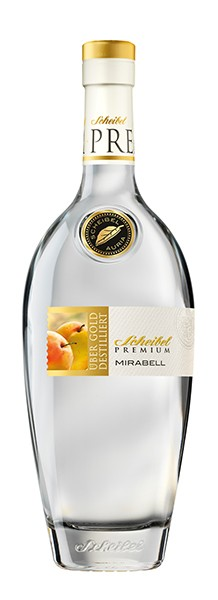 Scheibel Premium Mirabellenbrand 43% 0,7 l