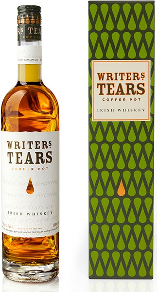 Writers Tears Copper Pot 0,7 l